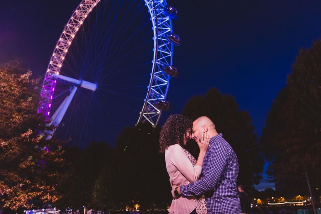 Corinthia Wedding Engagement London Sharif & Nadia (2)