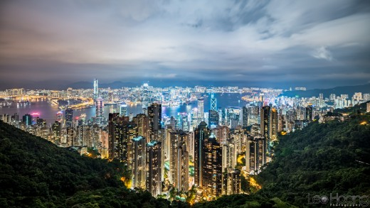 Victoria Peak – How and Why I Re-Shot It