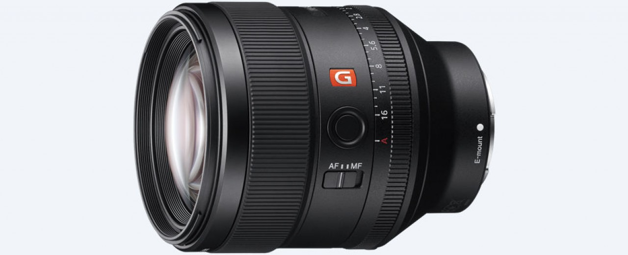 Sony 85mm f1.4 GM
