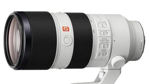 Sony 70-200mm f/2.8 G Master – Available for Pre-Order
