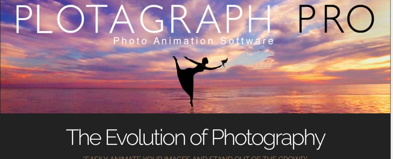 Plotagraph Pro Homepage