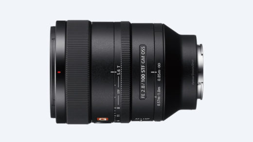Sony FE 85mm f/1.8 & FE 100mm f/2.8 STF GM OSS Lenses – Annoucement