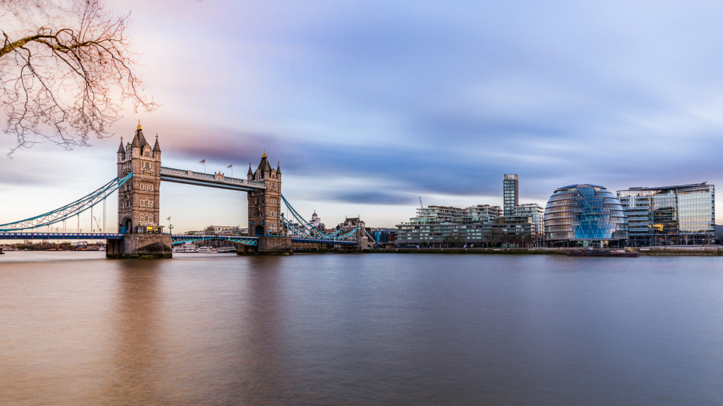 Tower Bridge - Photographing London - 1