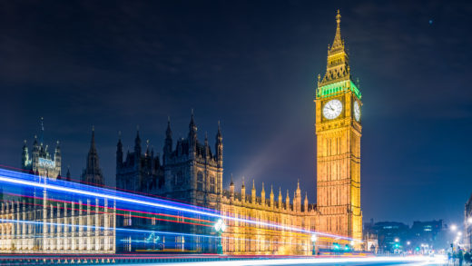 Big Ben / Westminster – Photographing London