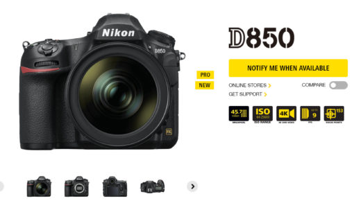Nikon D850 Announcement – Will I buy it?
