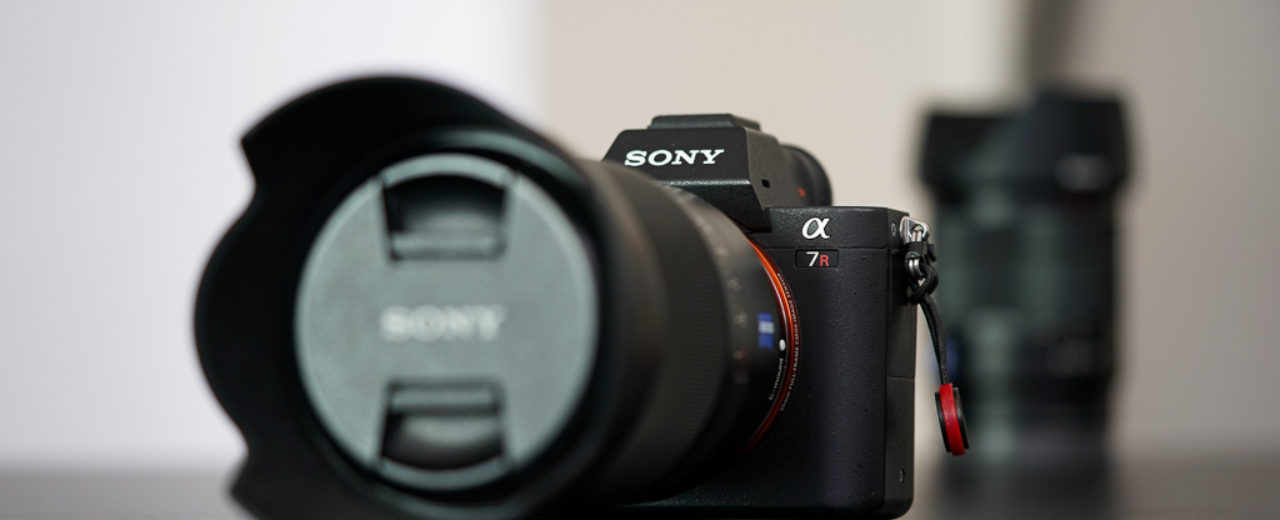 Photo of Sony A7R II